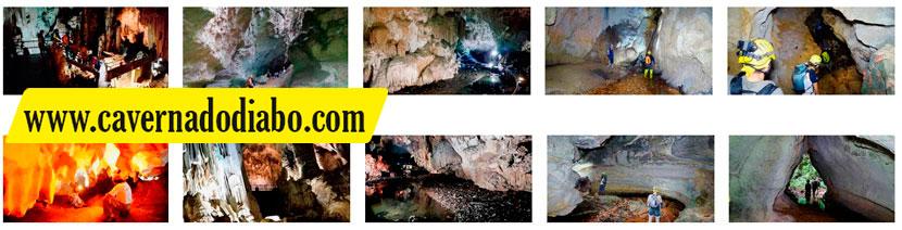 Cavernas do Rolado e Frias / Eldorado