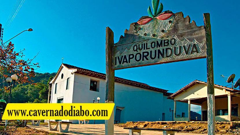 Circuito Quilombola - Parque Estadual Caverna do Diabo