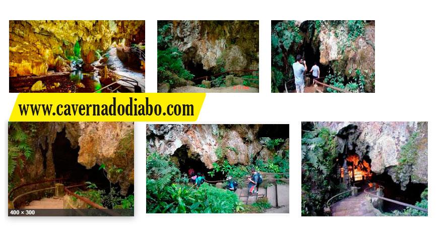 Foto Caverna do Diabo Entrada