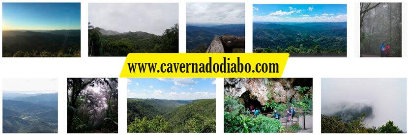 Fotos do Mirante do Governado - Caverna do Diabo