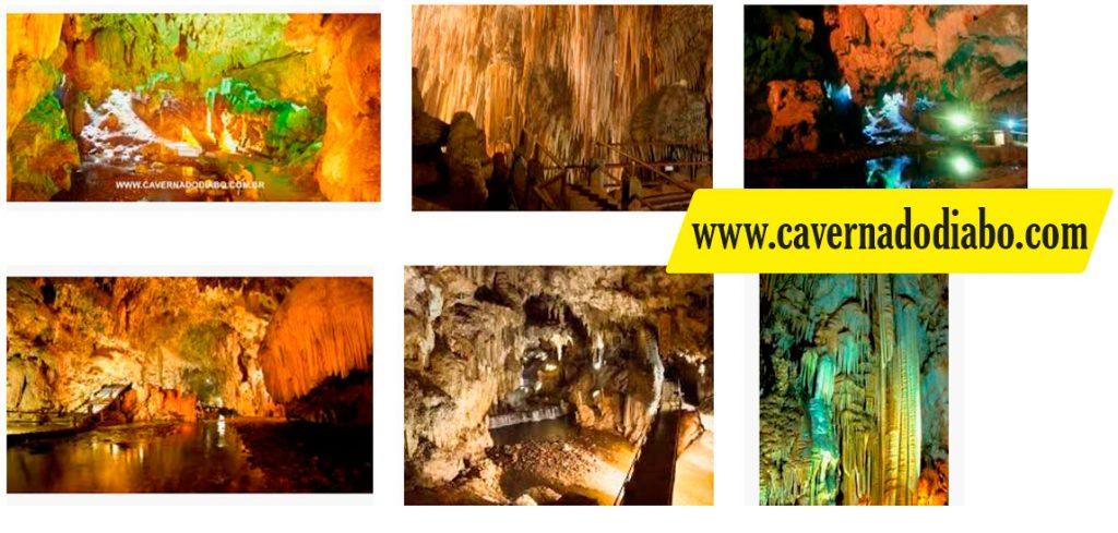 Fotos do Parque Estadual Caverna do Diabo